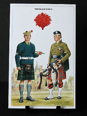 Geoff White – The British Army Series – No 48   – The Black Watch