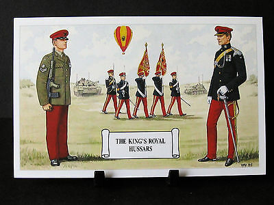 Geoff White – The King's Royal Hussars