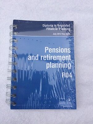 Cii Diploma In Regulated Financial Planning R04 Pensions Key Facts Book