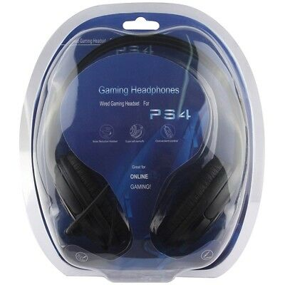 Cuffie Gaming Headphones Online Per Ps4