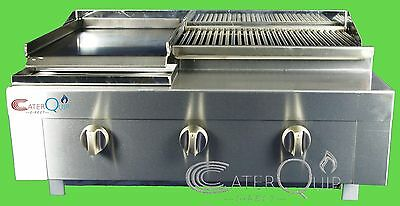 3 Burner Gas Char grill,Charcoal Grill  BBQ Grill  Heavy Duty For Commercial Use