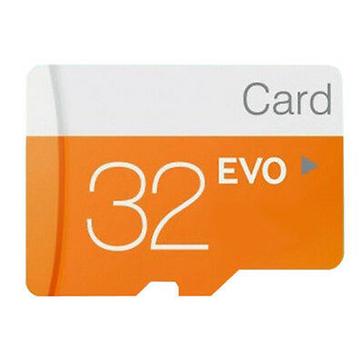 32GB Class10 Micro SDHC Flash TF Memory Card SD Adapter for Camera Mobile Phone