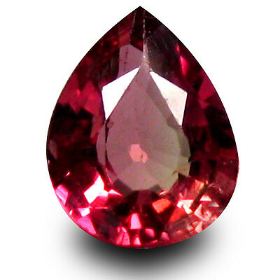 0.30 ct AAA Outstanding Pear Shape (5 x 4 mm) Brown Sapphire Natural Gemstone