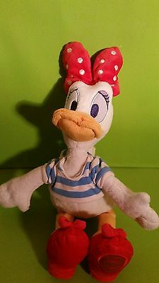 Disney Store Exclusive Daisy Duck Soft Toy