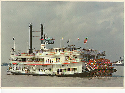 Steamboat 'natchez', New Orleans