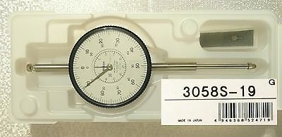 Comparateur A Cadran Mitutoyo 3058S-19 Neuf - Dial Indicator -