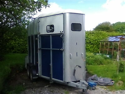 Ifor Williams HB 510 Horse Trailer