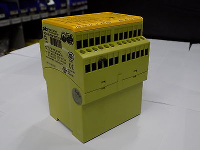 P-NOZX9 Pilz Safety Relay 100-120VAC