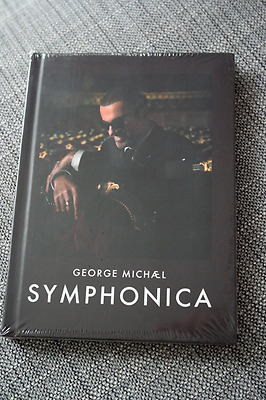 George-Michael-SYMPHONICA-DELUXE-Hardback-Digibook-46-Pages-NEU-17-Tracks
