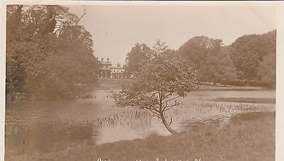 Riseholme Hall, Country House/university Building, Lincolnshire. Rp, C1920.