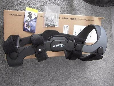 New LH Knee brace DONJOY SE 4Points SizeM