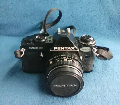 Macchina Fotografica Camera Pentax Me Super Vintage Made In Japan