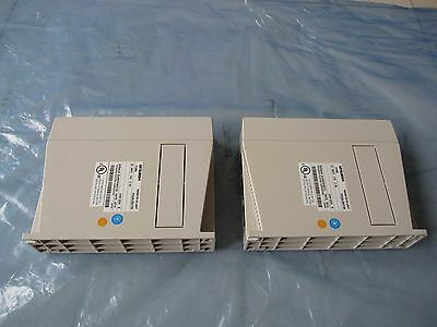 Mitsubishi Remote I/O Unit, FCUA-DX110, 24 VDC, Used, WARRANTY