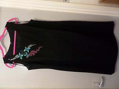 ladies dress and jacket from jacques vert size 18.