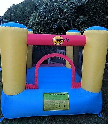 Air Flow Kids Bouncy Castle with Blower
