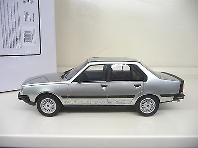 1:18 Otto Mobile Renault 18 TURBO Phase 2 silver OT533 NEW
