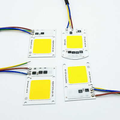 New 20W 30W 50W 100W LED SMD Chip Bulb Bead High Power for Flood Light Lamp