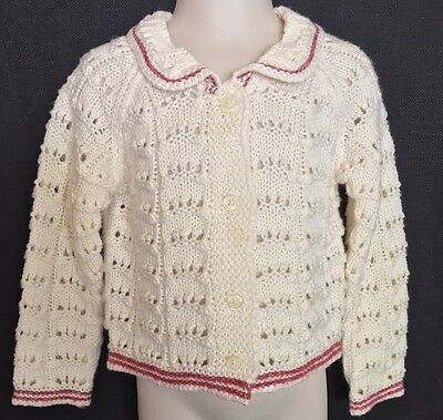 Gymboree Toddler Girl's Knit Cardigan Sweater 18-24 Months