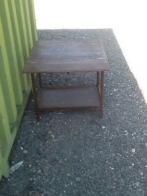 Old / Vintage Side / End Drop Leaf Table Shabby Chic Project ?