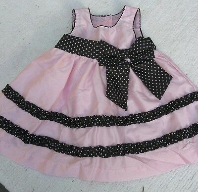 NEW Infant baby girls clothing 3-6 montgs DRESS LILI BIRD