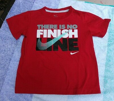 Youth boys clothing size 7y tee t-shirt NIKE