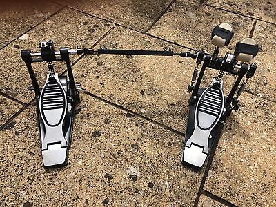 Double Kick Pedal for Drum Kit Adjustable