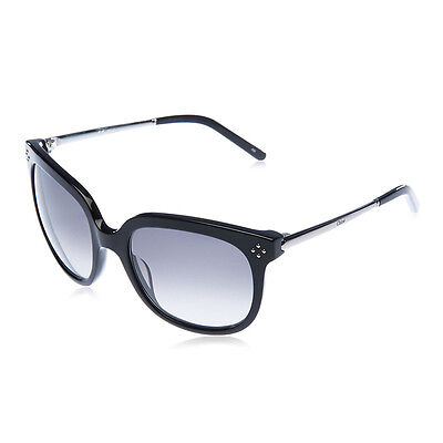 25027c5f8a7 NEW CHLOE CE642S 023 55-19-130 Black   Grey Gradient Sunglasses ...