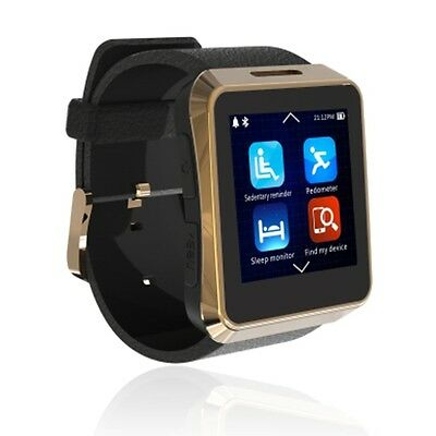 975343 Boyi X01 1.54-Inch Touch Screen Mtk2502 Bluetooth Smart Watch Phone