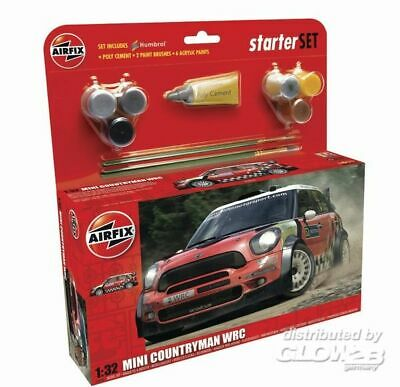 Airfix - Mini Countryman WRC 2011 Rally - 1:32 Modell-Bausatz NEU OVP kit (BMW)