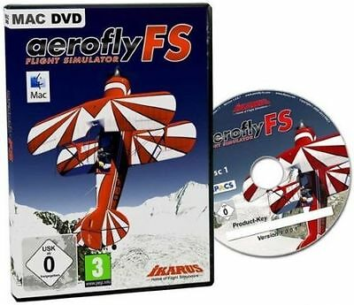 Ikarus Aerofly Fs Flight Simulator * Mac Version