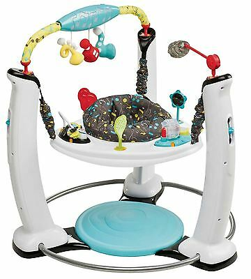 ExerSaucer by Evenflo Jump & Learn Jam Activity Center Jam Session NEW