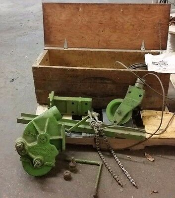 Greenlee Model 765 Manual Cable Puller