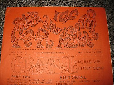 Mojo Navigator Rock & Roll News, 11 of 14 Issues, Haight-Ashbury, Summer of Love