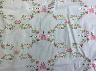 MiGi Fitted Castle Wish Upon A Star Crib Sheet