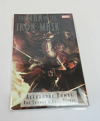 The Man In The Iron Mask, Marvel, Graphic Novel, Paperback