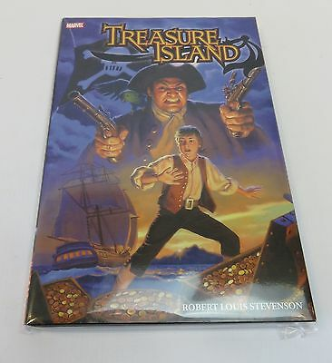 Treasure Island, Marvel, Graphic Novel, Hardback