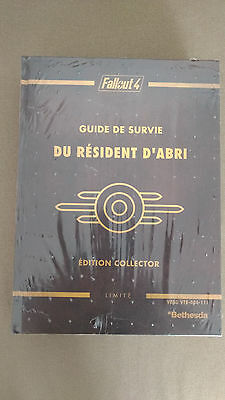 *** Guide Fallout 4 Collector *** neuf sous blister [VF]