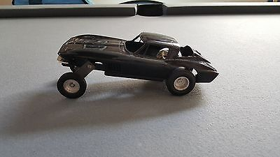 Cox Thimble Drome Corvette Stingray Gas Powered Tether Car..(Custom)