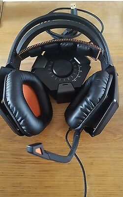 Asus Rog Strix Dsp 7.1 Gaming Headset For Pc / Mac