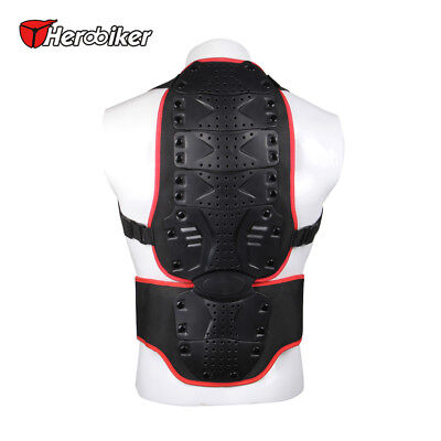 Motorcycle Racing Biker Rock Climbing Back Protector Body Spine Armor Safety