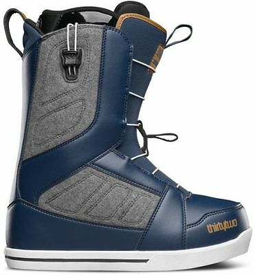 ThirtyTwo 86 FT Snowboard Boots Blue Grey Men's 9 NWB 2017