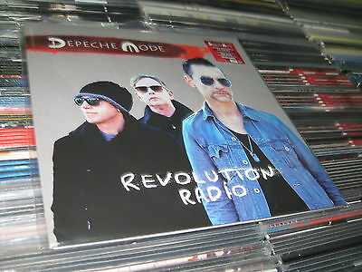 Depeche Mode Lp Revolution Radio Silver Vinyl Paris 21/03/2017