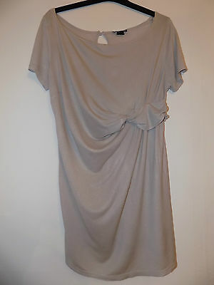 H&M Mama Maternity Pretty Nude Colour Tunic Size Large