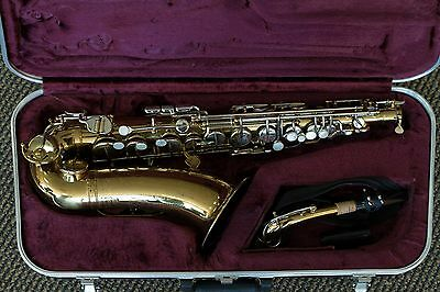 1939 Martin Committee II Lyon & Crown Alto Saxophone with Case
