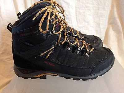 KARRIMOR WATERPROOF Size 11 Men's suede leather walking boots top quality Eur 45