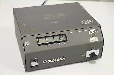 Decagon Devices CX-1 Water Activity Meter Soil Aqualab Aqua Lab