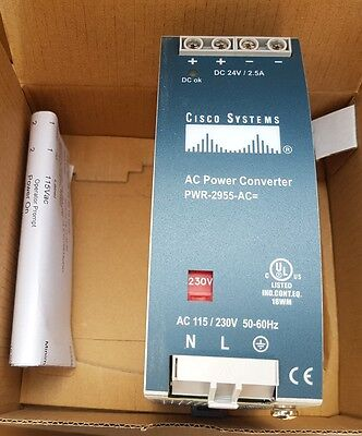 CISCO PWR-2955-AC Power Supply BRAND NEW