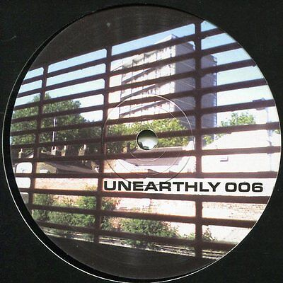 UNEARTHLY 006 DJ CONTROLLED WEIRDNESS South London Bass ELECTRO NEAR MINT