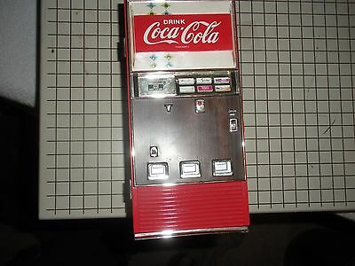 Coca Cola Bank.,1996 Die Cast Metal , CC 43433 Numbered, well made.