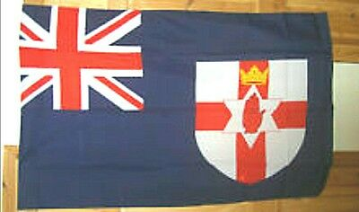 new ulster flag 5x3 double sided rangers ycv uvf
